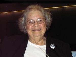 Freda Rubenstin 83