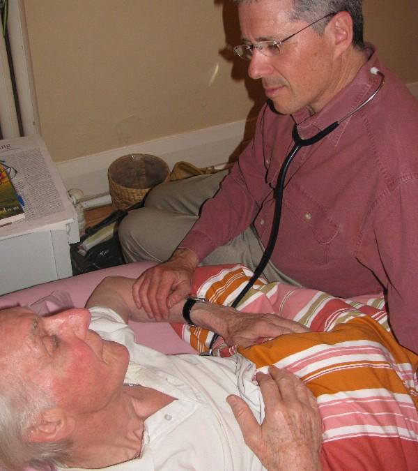 Palliative Home Visits are the Future